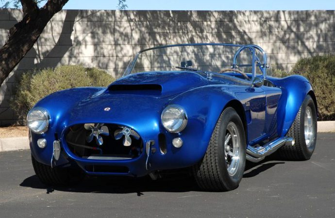 Noted collector Ron Pratte to sell entire classic car, automobilia collection at Barrett-Jackson
