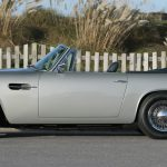 1970 Aston Martin DB6 Mk2 Volante (side)