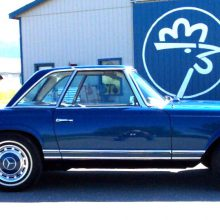 My Classic Car: Peter's 1969 Mercedes-Benz 280SL