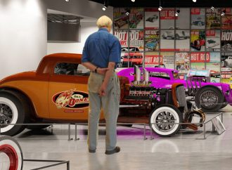 Petersen museum reveals new interior design and floor plan, additional details on 20th anniversary renovation