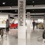 , Petersen museum reveals new interior design and floor plan, additional details on 20th anniversary renovation, ClassicCars.com Journal