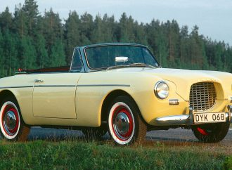 Volvo marks 60th anniversary of its short-lived roadster