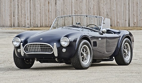 One of the first Cobras with rack-and-pinion steering | Mecum Auctions