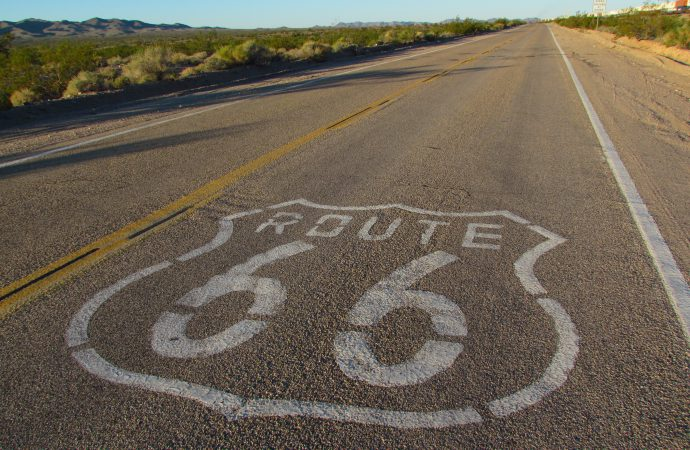 Mother Road Trip: Route 66 Motor Tour hopes to generate funds for restoration projects