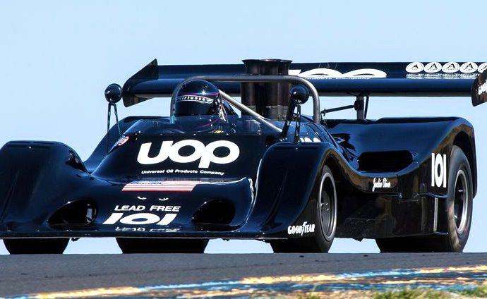Mighty Can-Am racers on track for Sonoma historics