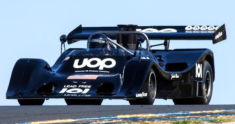 Shadow Can-Am cars will be featured during the Sonoma Historic Motorsports Festival | Stephen Scharf