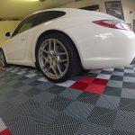 Shelby Swisstrax floor
