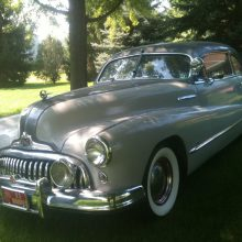 My (Dad's) Classic Car: 'Green Hornet' 1942 Buick Roadmaster