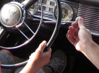 Teenage angst: Learning to shift for yourself, and perhaps to gain an appreciation for classic cars