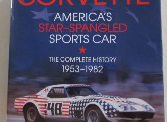 Corvette history in intimate detail