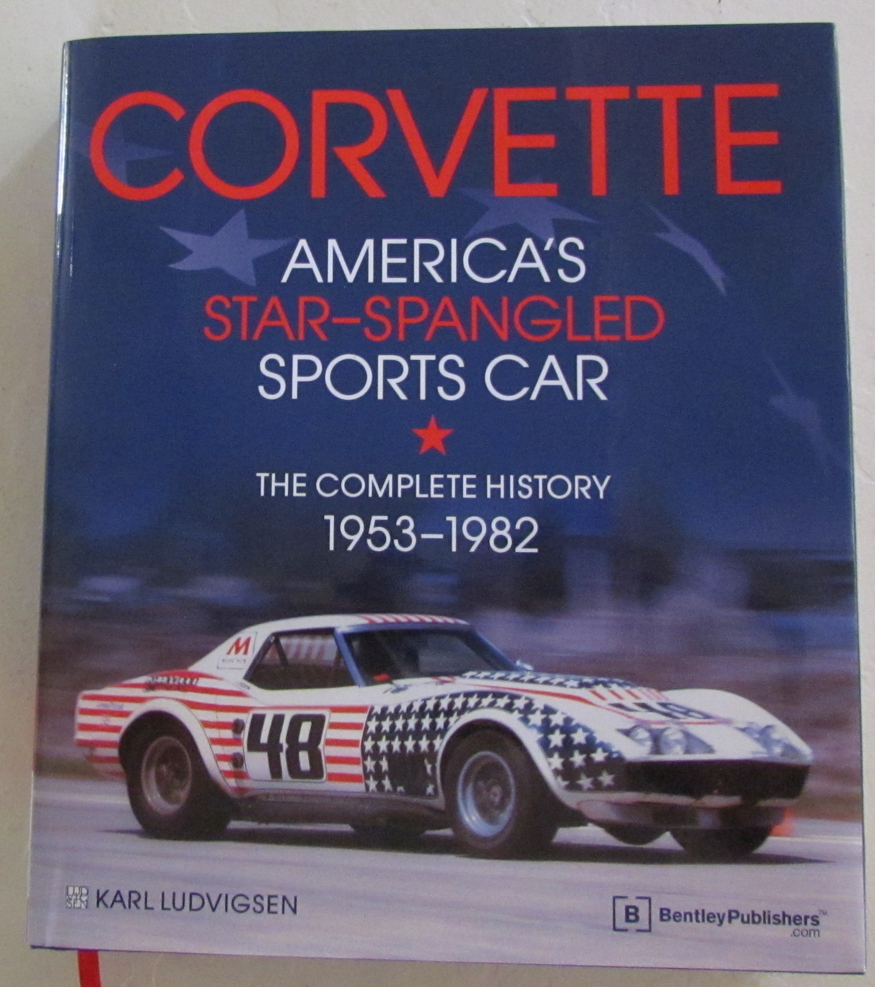 , Corvette history in intimate detail, ClassicCars.com Journal