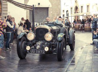 'Blower' Bentleys to run Italy's classic Mille Miglia