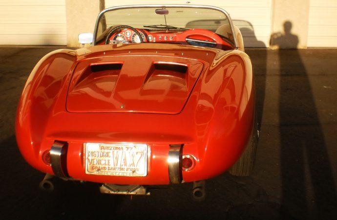 My Classic Car: George's 1963 Devin C type