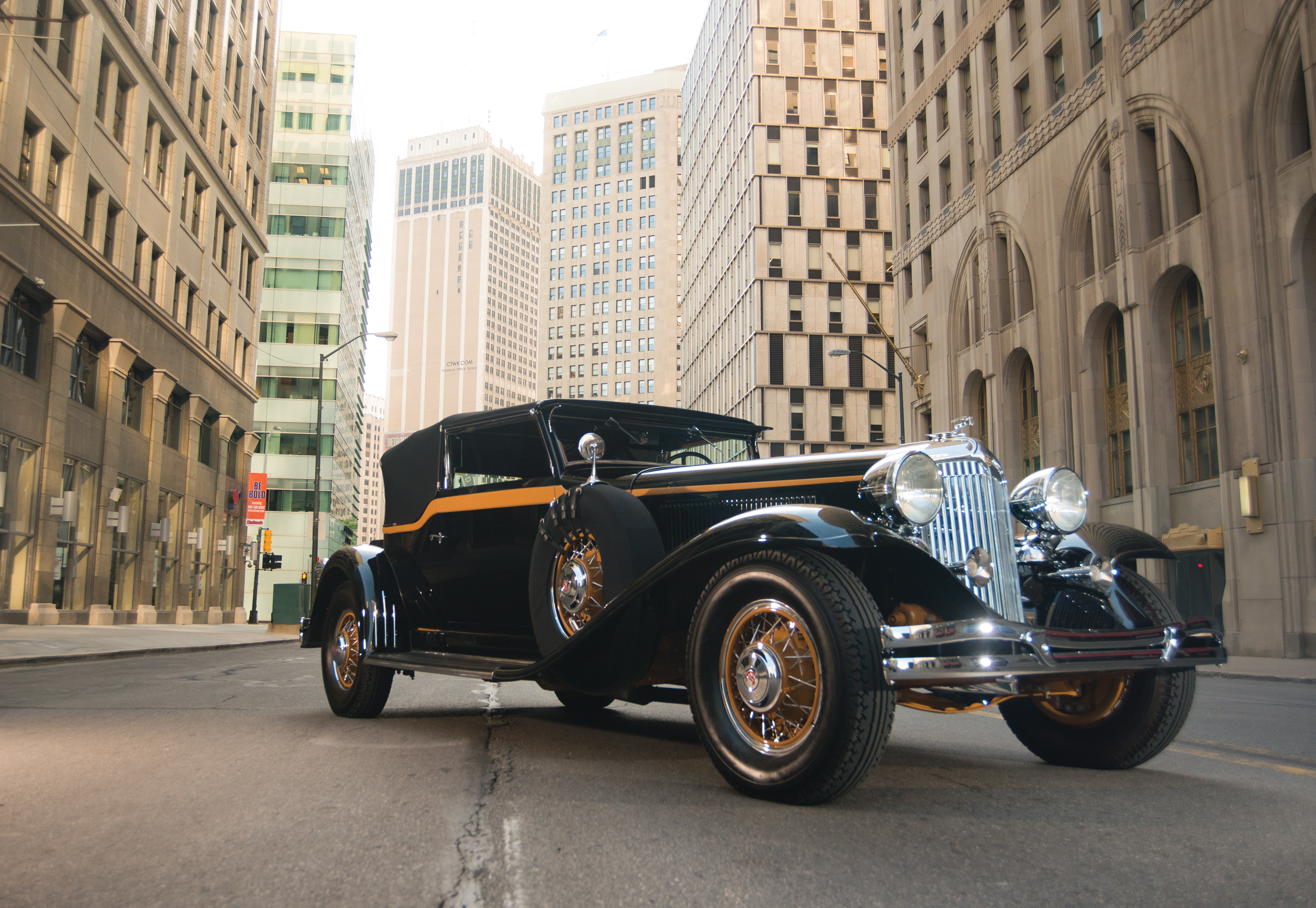 RM makes it the Motor City auction for event\'s 20th anniversary ...
