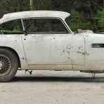 c. 1964 Aston Martin DB5 Sports Saloon Project 2