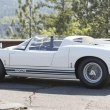 Rare Ford GT40 Roadster in RM Monterey auction