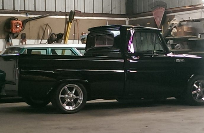 My Classic Car: Mike's 1965 Chevy C10