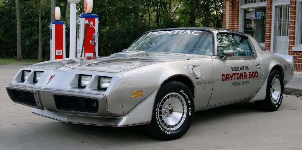 This Trans Am is just like the one Mike wanted back when both were younger | Mike Hill photo