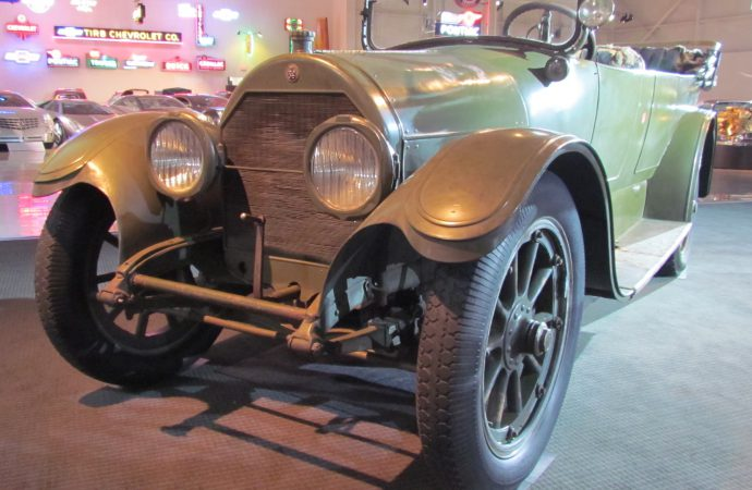 Mystery solved, and World War I veteran Cadillac takes its place on the National Historic Vehicle Registry