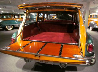 Mitchell museum's woodies, concept sell well at auction