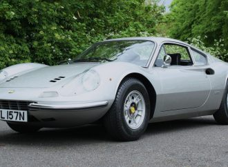 Keith Richards' Ferrari Dino goes to auction