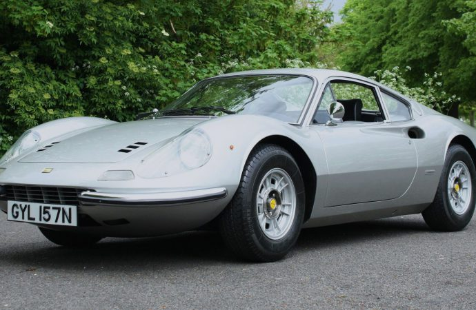 Keith Richards' Ferrari Dino goes to auction