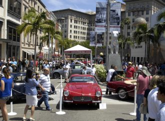 Eye Candy: The Rodeo Drive Concours