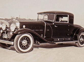 Classic Profile: The Mighty Cadillac V16