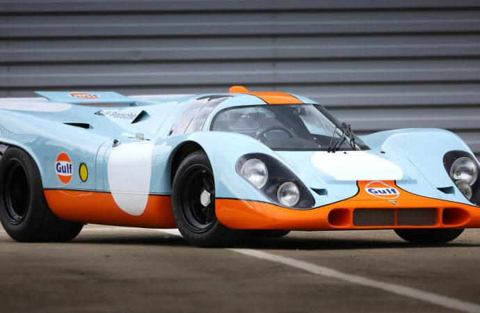 Porsche 917K from film 'Le Mans' in Gooding auction