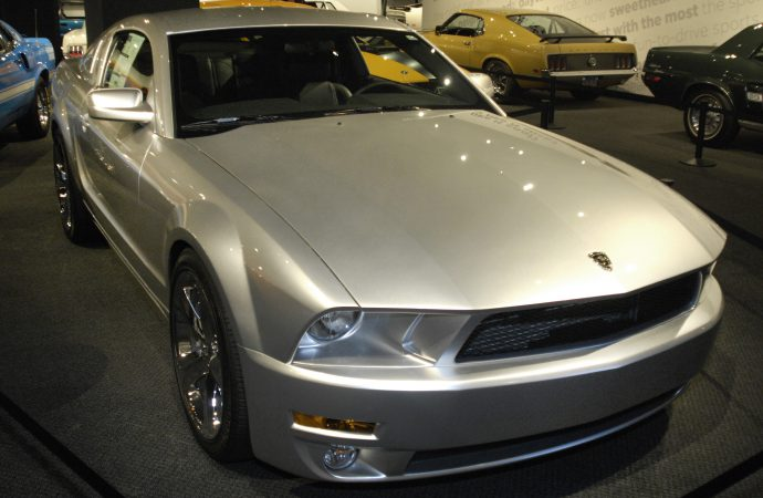 Eye Candy: Mustangs at the Petersen - ClassicCars.com Journal