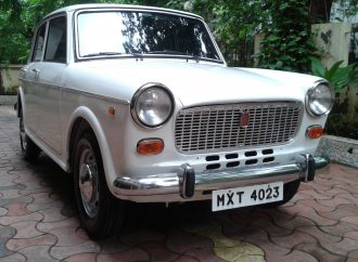 My Classic Car: Premal's 1971 Fiat 1100D — and memories of his father