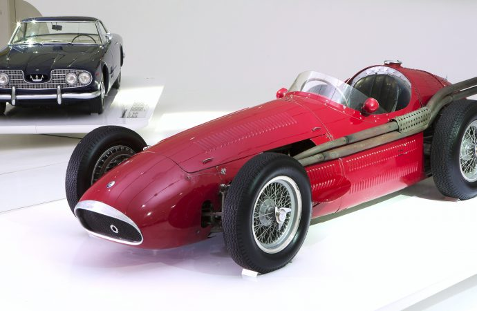 Memorable Maseratis on display in Modena exhibition