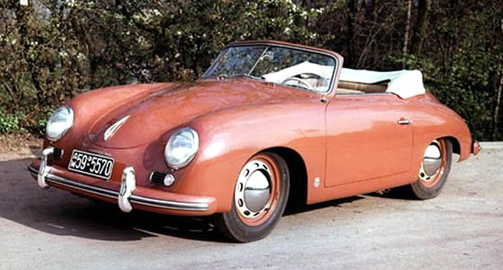 The 356 engines require specially formulated oil | Porsche