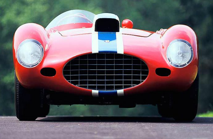 Breaking news: Rick Cole Auctions reports $23-million post-Monterey deal for Ferrari 410