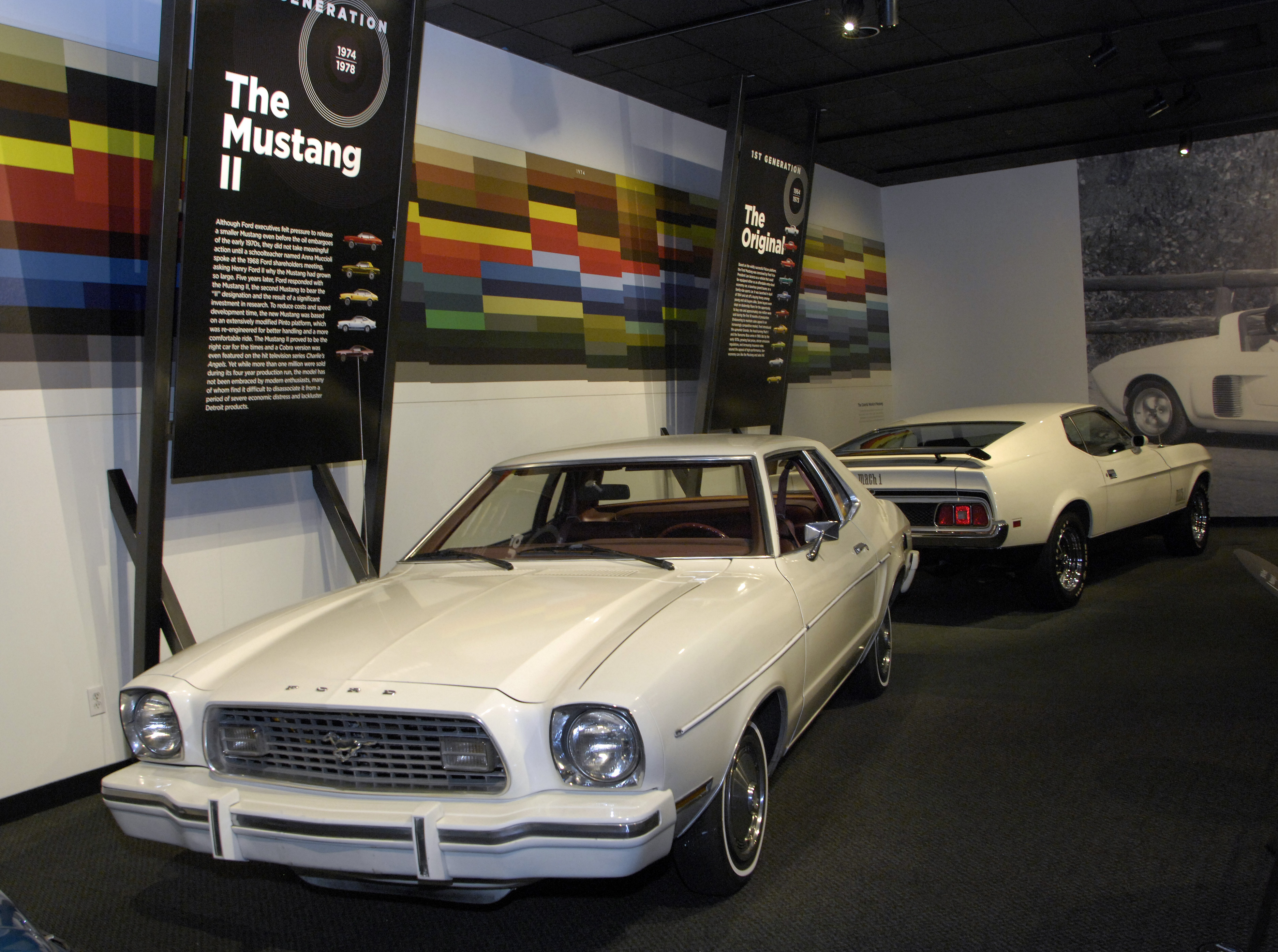 Eleanor 1971 Mustang From The Original Gone In 60 Seconds Movie