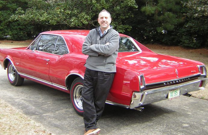 My Classic Car: Buddy's 1967 Olds 442 Holiday coupe