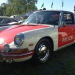 1968 Porsche 911 Targa Polizei,