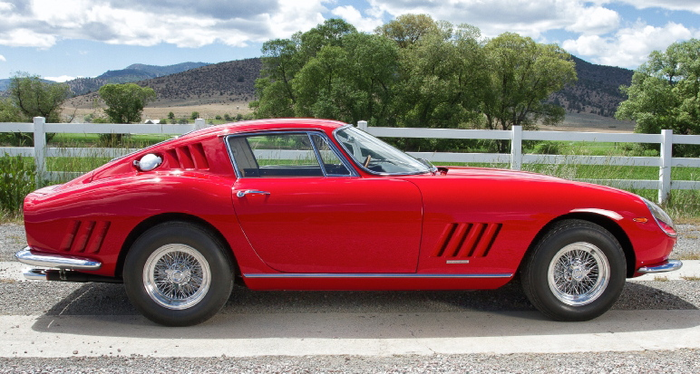 Ferrari 275 GTB Competizione Clienti goes to auction for the first time | Rick Cole Auctions