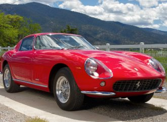 Rare Ferrari 275 GTB Competitizione Clienti making its first trip to an auction at Cole's Monterey sale