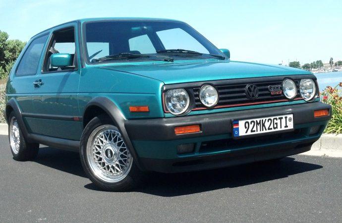 Future Classic: Volkswagen Rabbit/Golf GTI