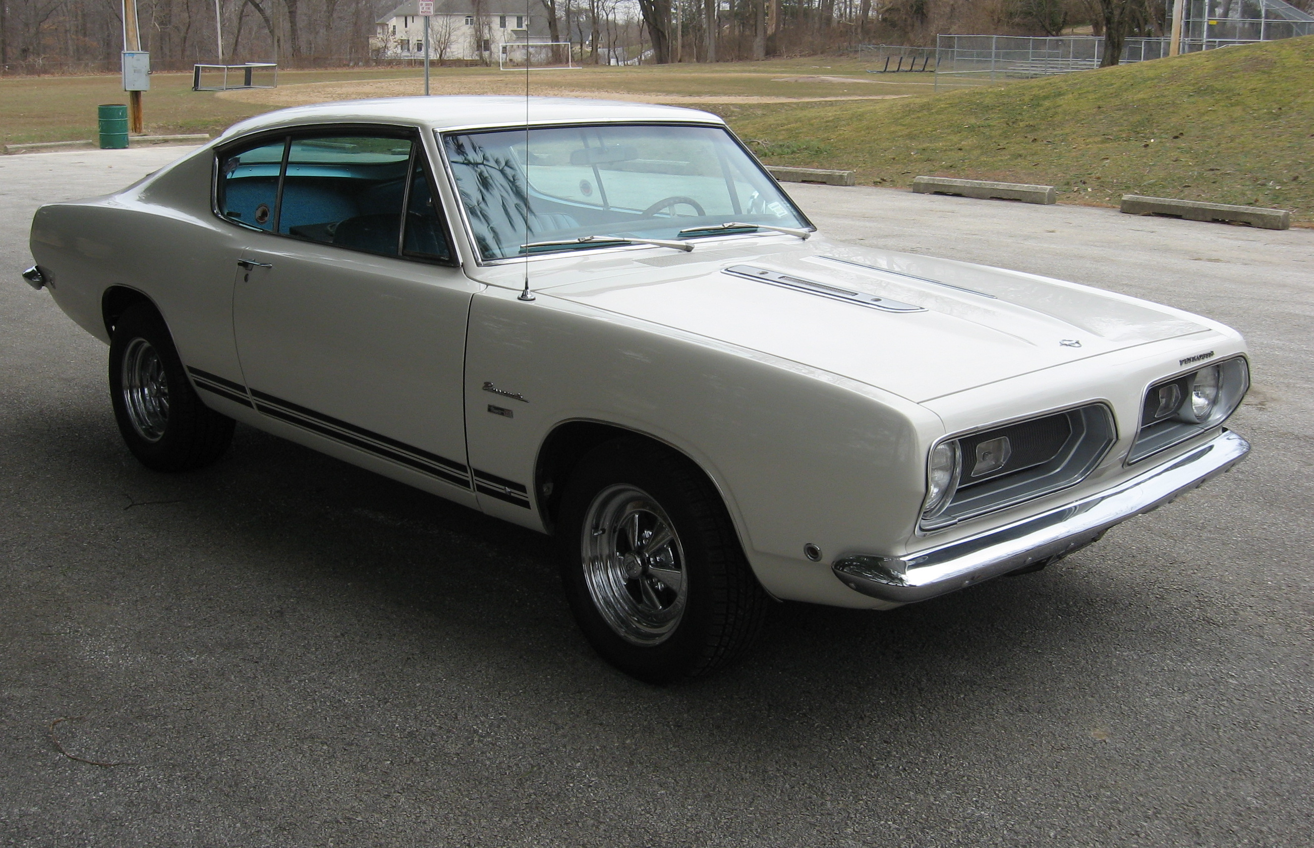 My Classic Car: Jeff\'s 1968 Plymouth Barracuda - ClassicCars.com ...