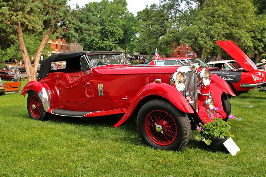 Eye Candy: Kansas City Art of the Car Concours - ClassicCars.com ...