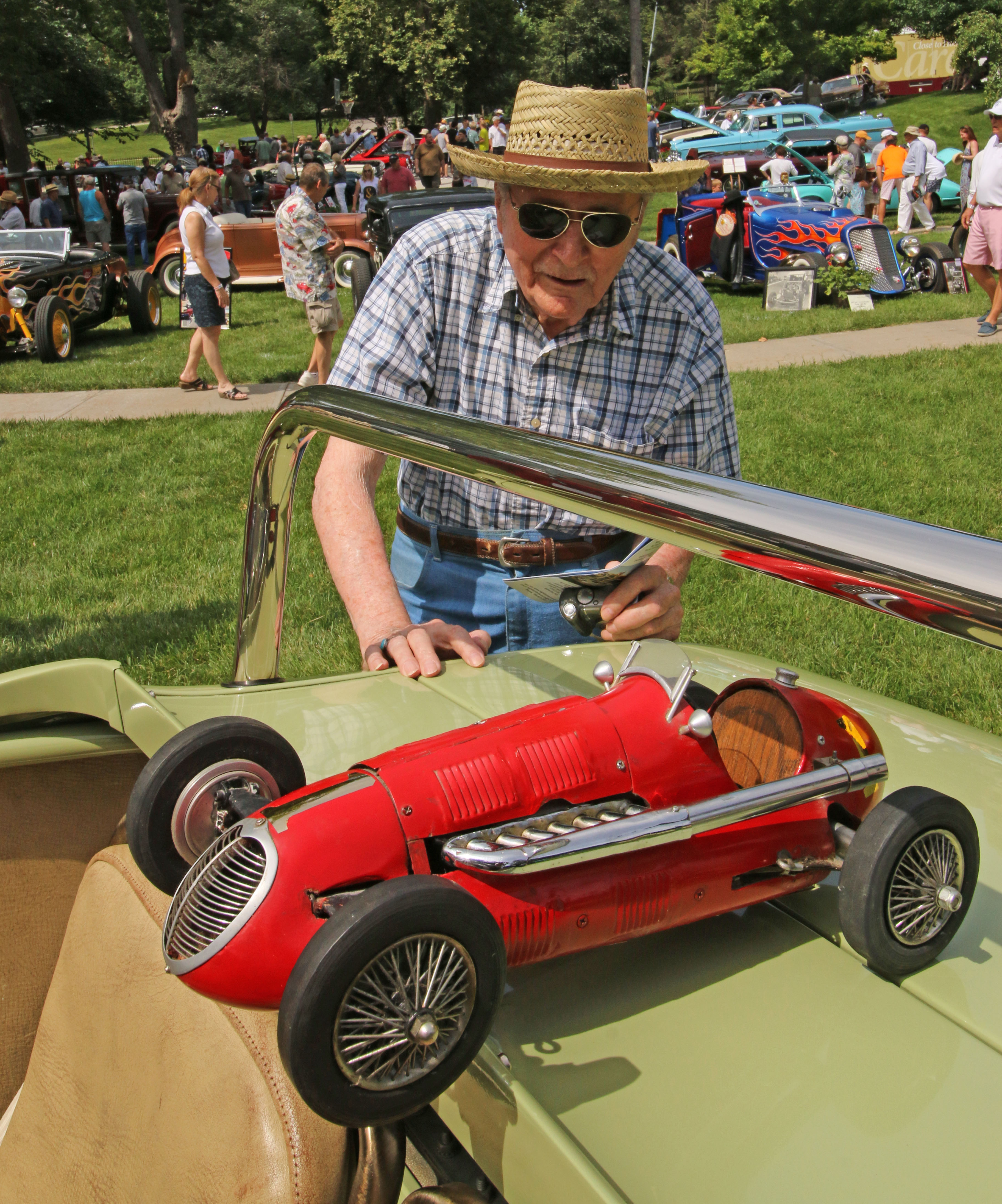 Eye Candy: Kansas City Art Of The Car Concours