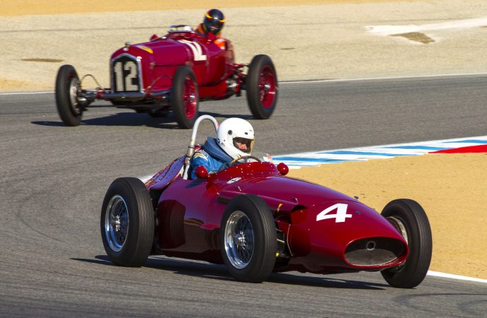 Monterey Motorsports Reunion hosts a celebration day for the cars of Italy