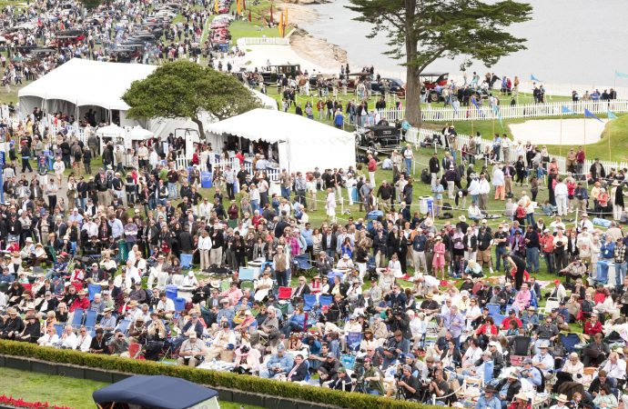 Pebble Beach Concours adds 2 new classic car events