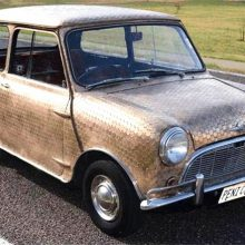 1963 Mini Penny Car