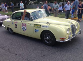 Eye Candy: The Great Race 2014