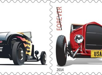 Hot Rods Forever stamps launched by Post Office