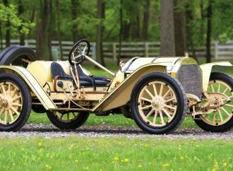 'Great' 1911 Mercer headed to RM's Monterey auction
