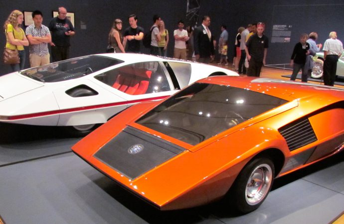 'Magneto' short circuits on list of concept cars